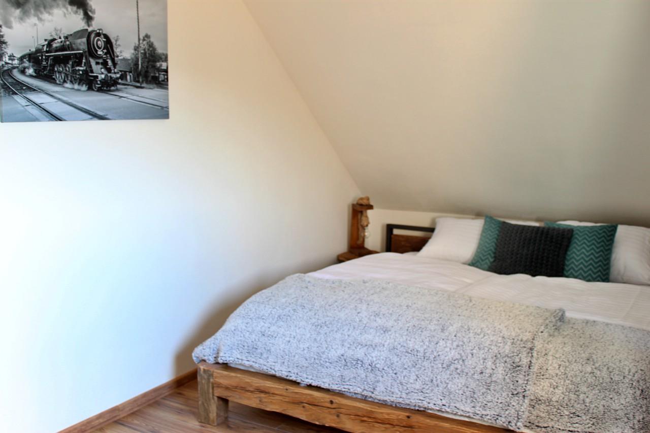 Interiér chata 2 posteľ