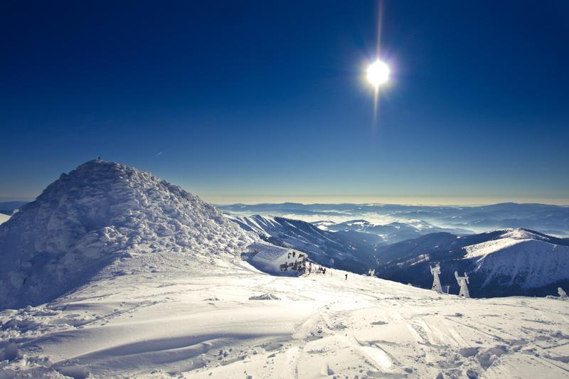 Jasna lyžiarske stredisko